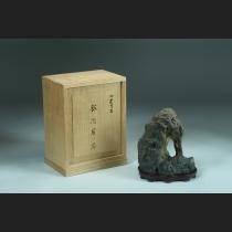 加茂川石「鍛冶屋の加茂」