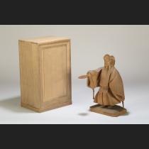 木彫 東方朔